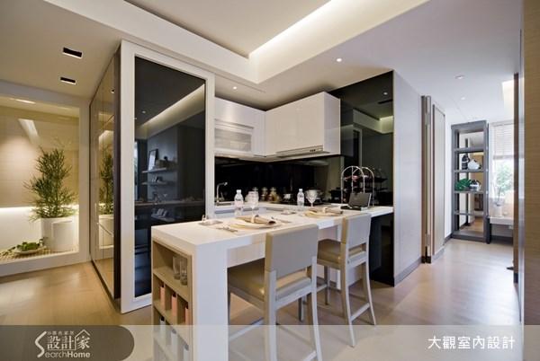 15坪預售屋_現代風餐廳廚房案例圖片_大觀室內設計工程有限公司_大觀_07之4