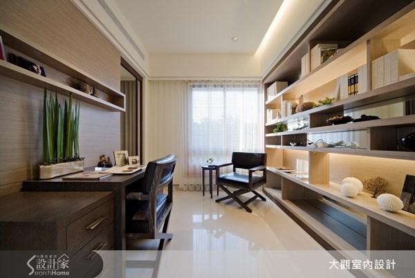 38坪新成屋(5年以下)_現代風書房案例圖片_大觀室內設計工程有限公司_大觀_06之4