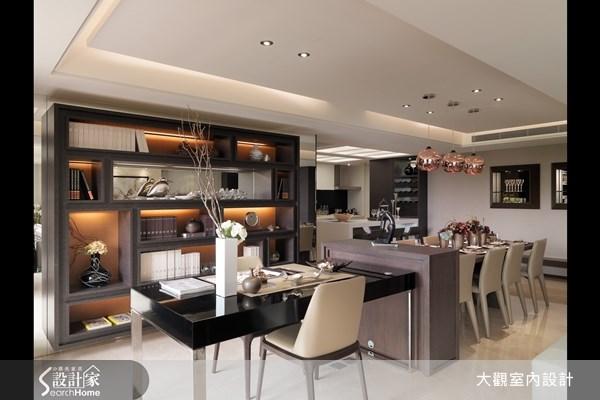 45坪新成屋(5年以下)_現代風書房案例圖片_大觀室內設計工程有限公司_大觀_11之5