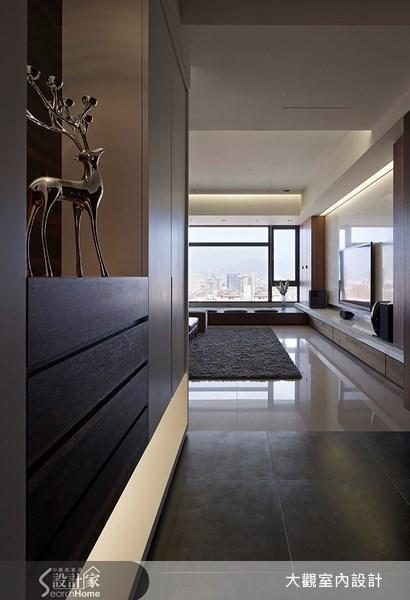 65坪新成屋(5年以下)_現代風玄關案例圖片_大觀室內設計工程有限公司_大觀_21之1