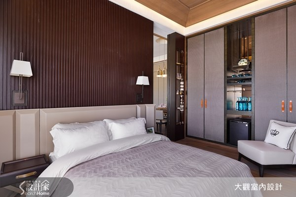 26坪新成屋(5年以下)_現代風臥室案例圖片_大觀室內設計工程有限公司_大觀_15之8