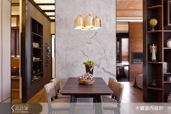 26坪新成屋(5年以下)_現代風餐廳案例圖片_大觀室內設計工程有限公司_大觀_15之5