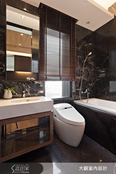 26坪新成屋(5年以下)_現代風浴室案例圖片_大觀室內設計工程有限公司_大觀_15之10
