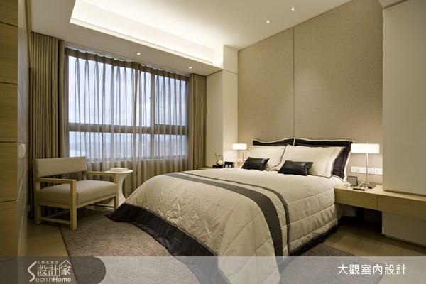 15坪新成屋(5年以下)_現代風臥室案例圖片_大觀室內設計工程有限公司_大觀_13之4