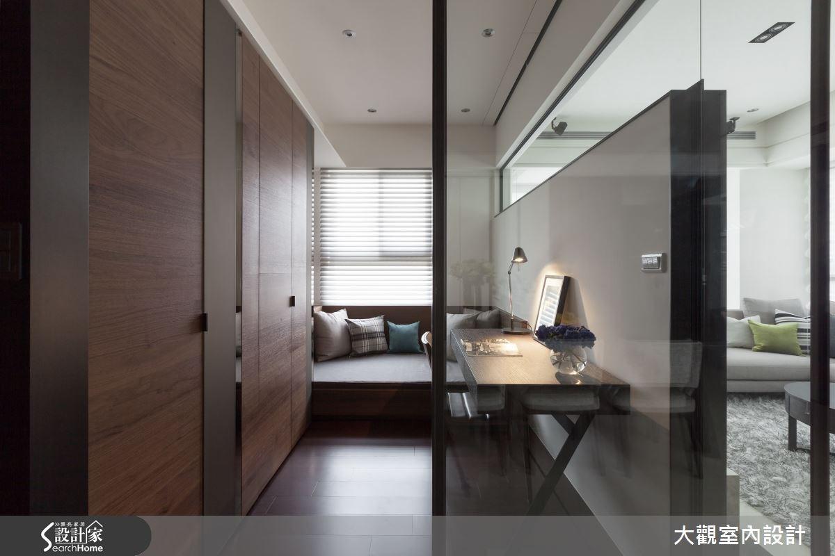 34坪新成屋(5年以下)_現代風書房案例圖片_大觀室內設計工程有限公司_大觀_22之4