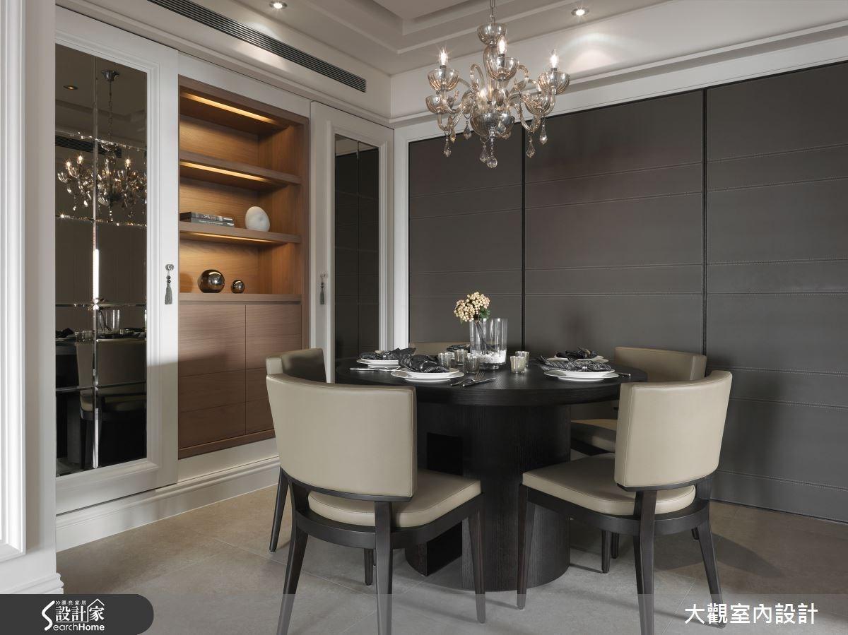 40坪老屋(16~30年)_新古典餐廳案例圖片_大觀室內設計工程有限公司_大觀_23之5