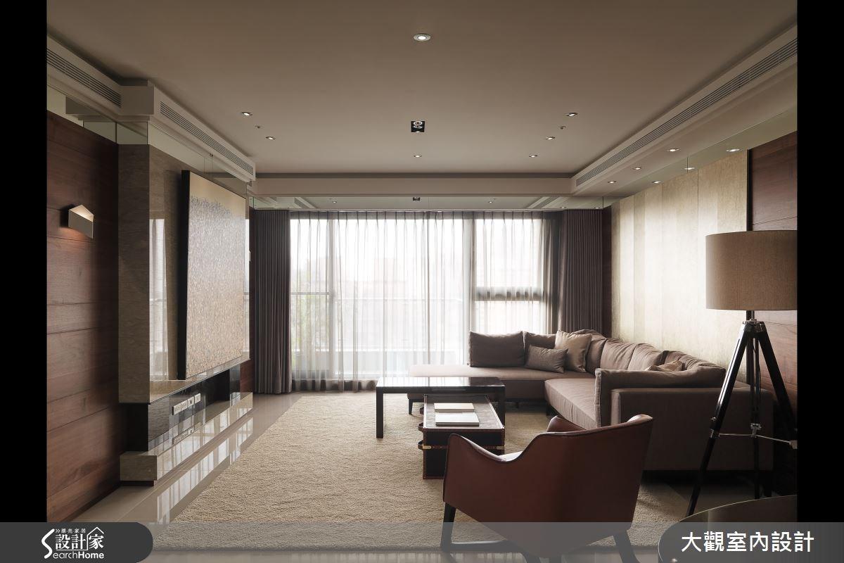 新成屋(5年以下)_現代風客廳案例圖片_大觀室內設計工程有限公司_大觀_24之1