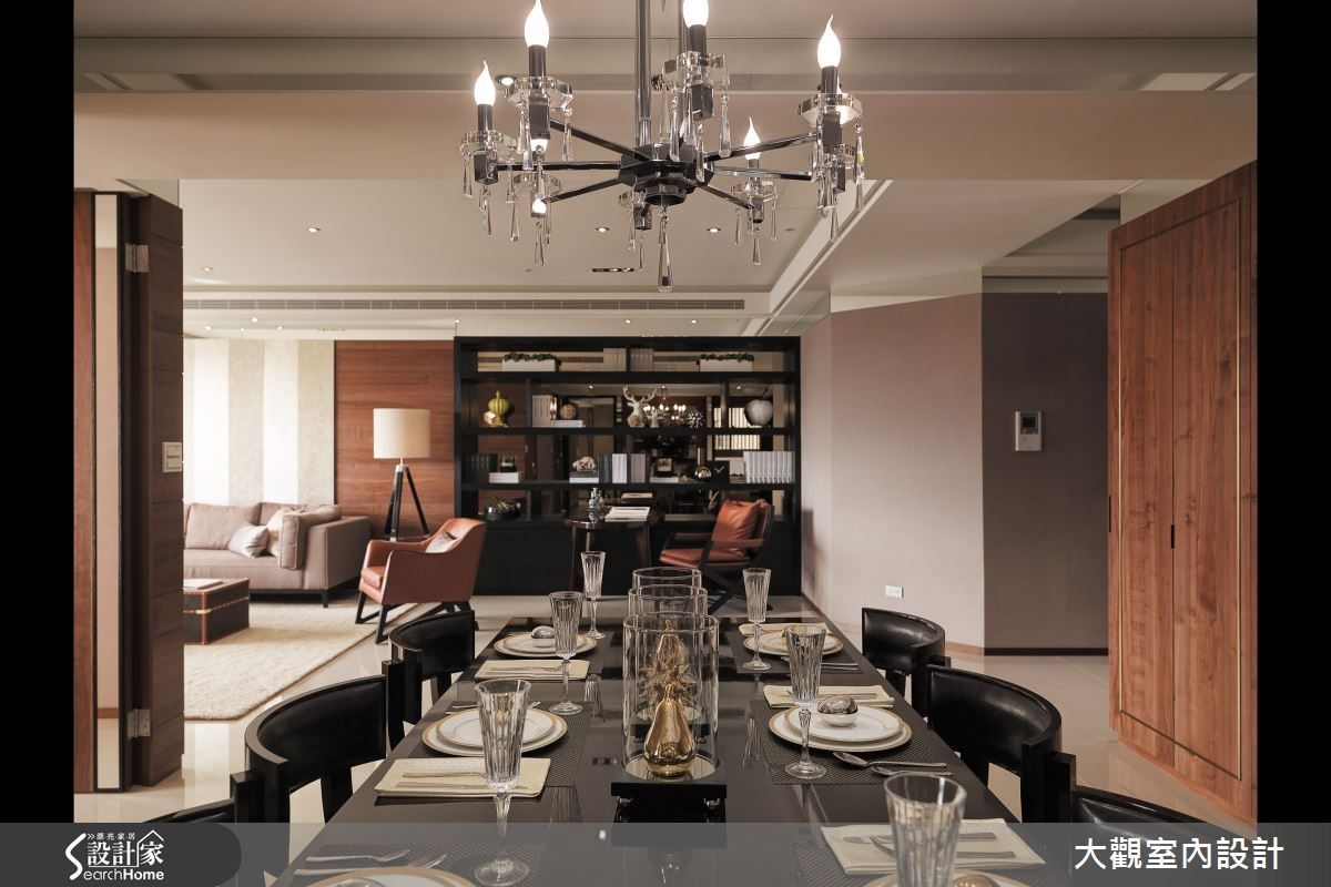 新成屋(5年以下)_現代風餐廳案例圖片_大觀室內設計工程有限公司_大觀_24之4