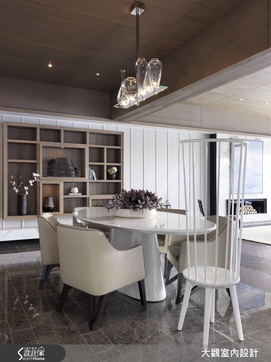 39坪預售屋_休閒風餐廳案例圖片_大觀室內設計工程有限公司_大觀_27之4