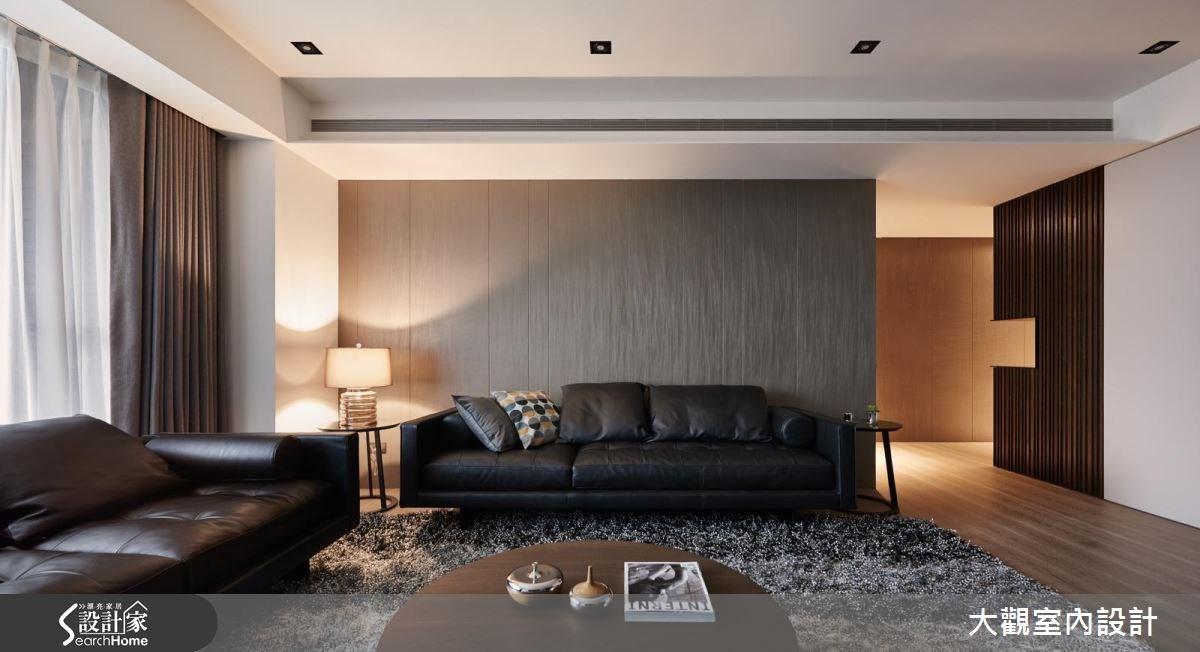 70坪新成屋(5年以下)_現代風客廳案例圖片_大觀室內設計工程有限公司_大觀_31之7