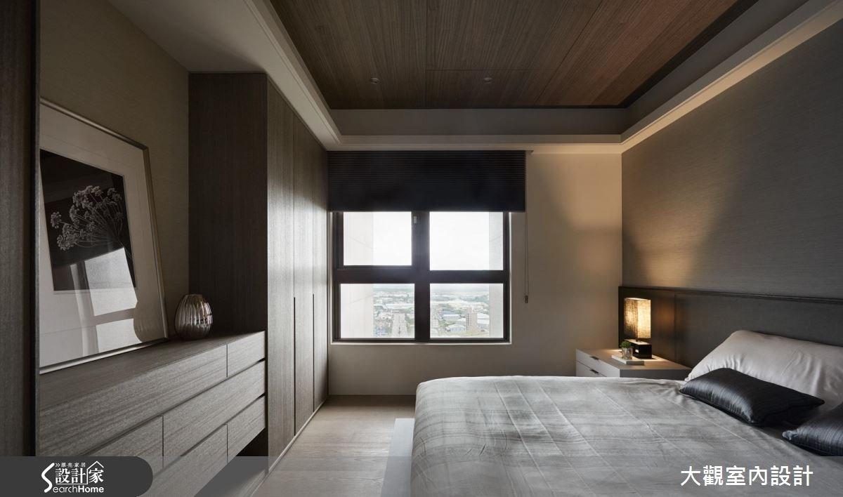 70坪新成屋(5年以下)_現代風臥室案例圖片_大觀室內設計工程有限公司_大觀_31之9