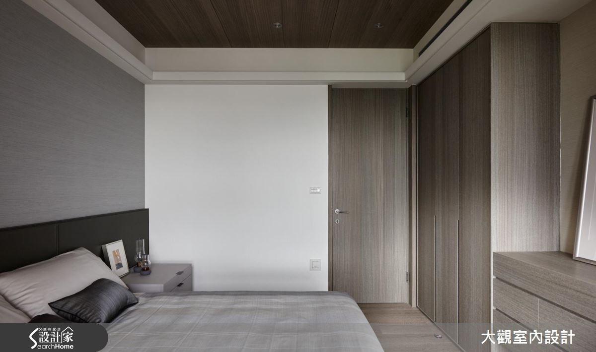 70坪新成屋(5年以下)_現代風臥室案例圖片_大觀室內設計工程有限公司_大觀_31之10