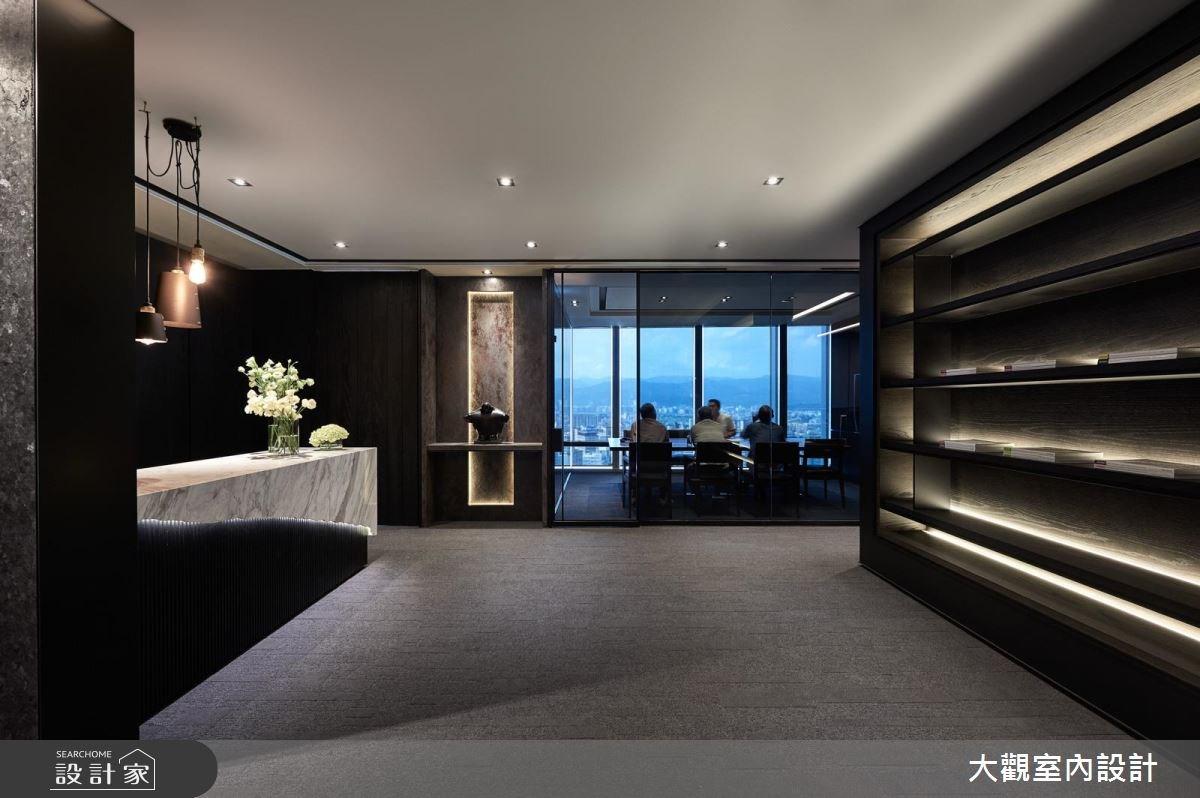 50坪新成屋(5年以下)_現代風商業空間案例圖片_大觀室內設計工程有限公司_大觀_36之2