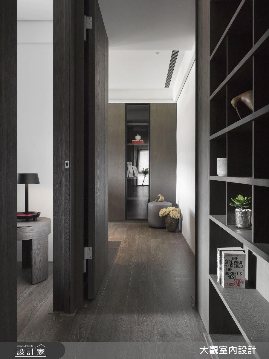 34坪新成屋(5年以下)_現代風走廊案例圖片_大觀室內設計工程有限公司_大觀_37之8