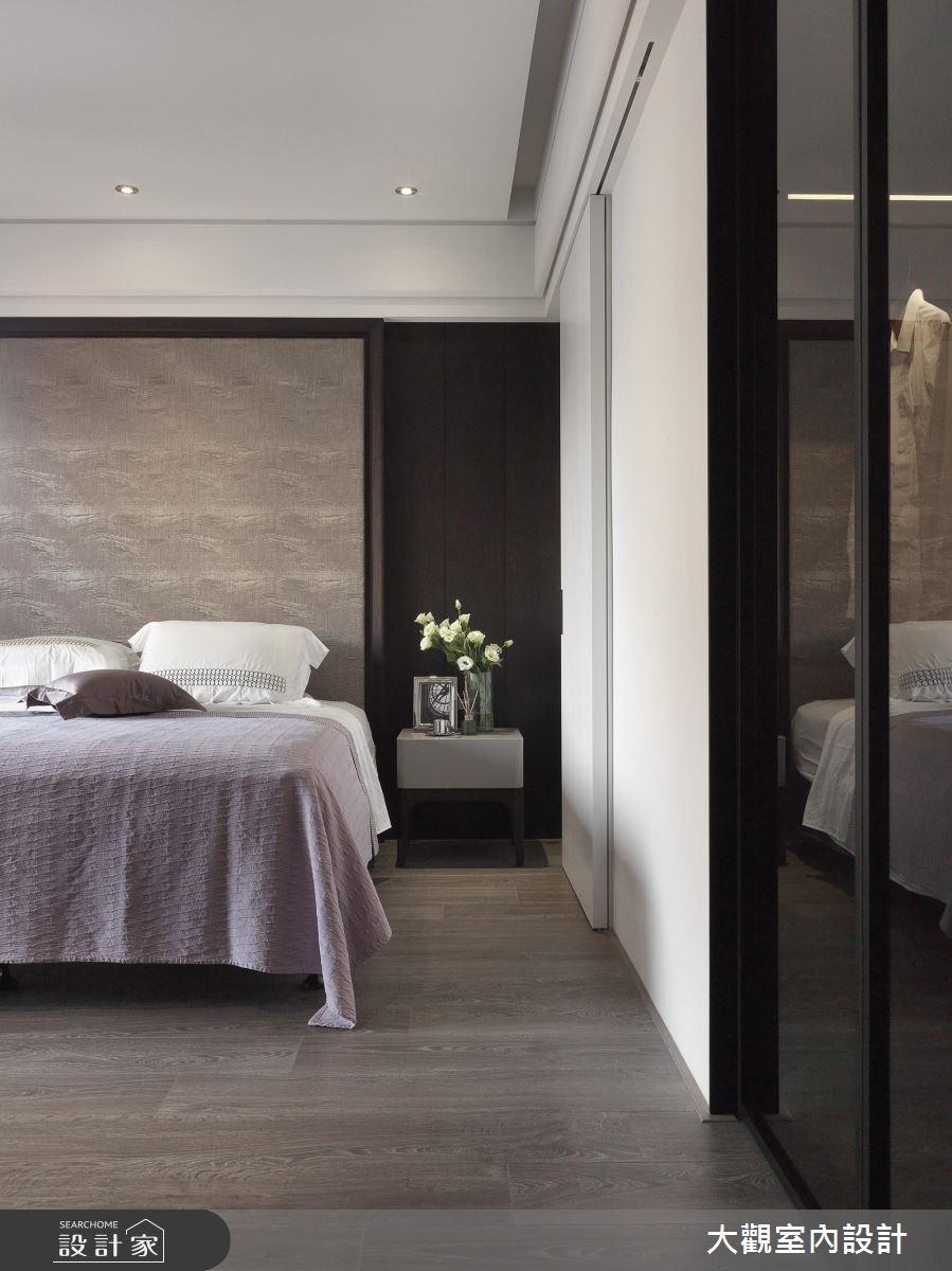 34坪新成屋(5年以下)_現代風臥室案例圖片_大觀室內設計工程有限公司_大觀_37之10
