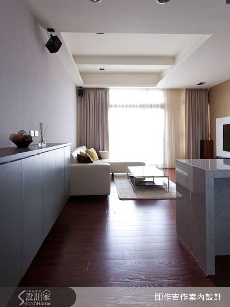 19坪新成屋(5年以下)_簡約風案例圖片_吉作室內設計_即作吉作_01之1