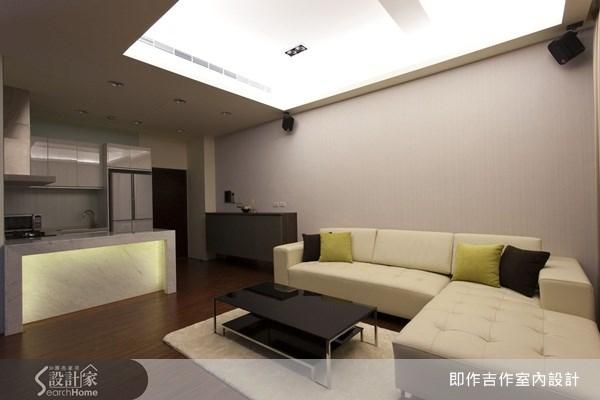 19坪新成屋(5年以下)_簡約風案例圖片_吉作室內設計_即作吉作_01之5