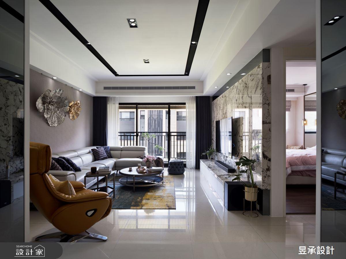 61坪新成屋(5年以下)_現代風案例圖片_昱承室內裝修設計_昱承_54之2