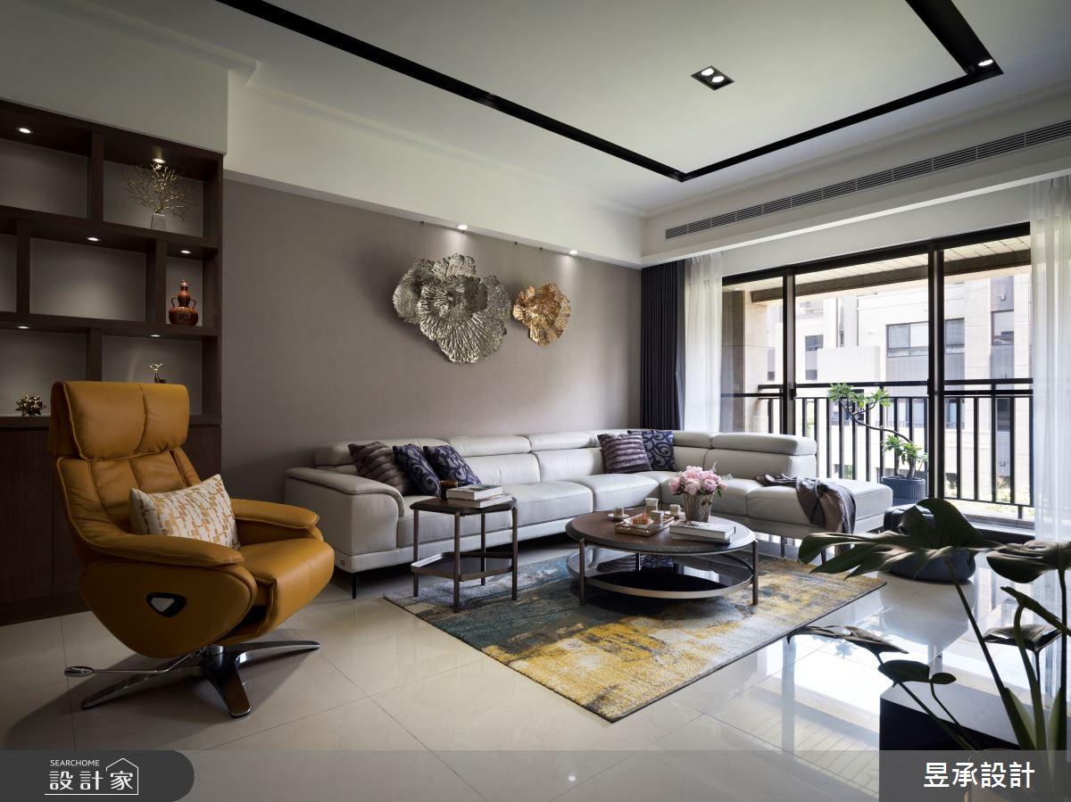 61坪新成屋(5年以下)_現代風案例圖片_昱承室內裝修設計_昱承_54之3