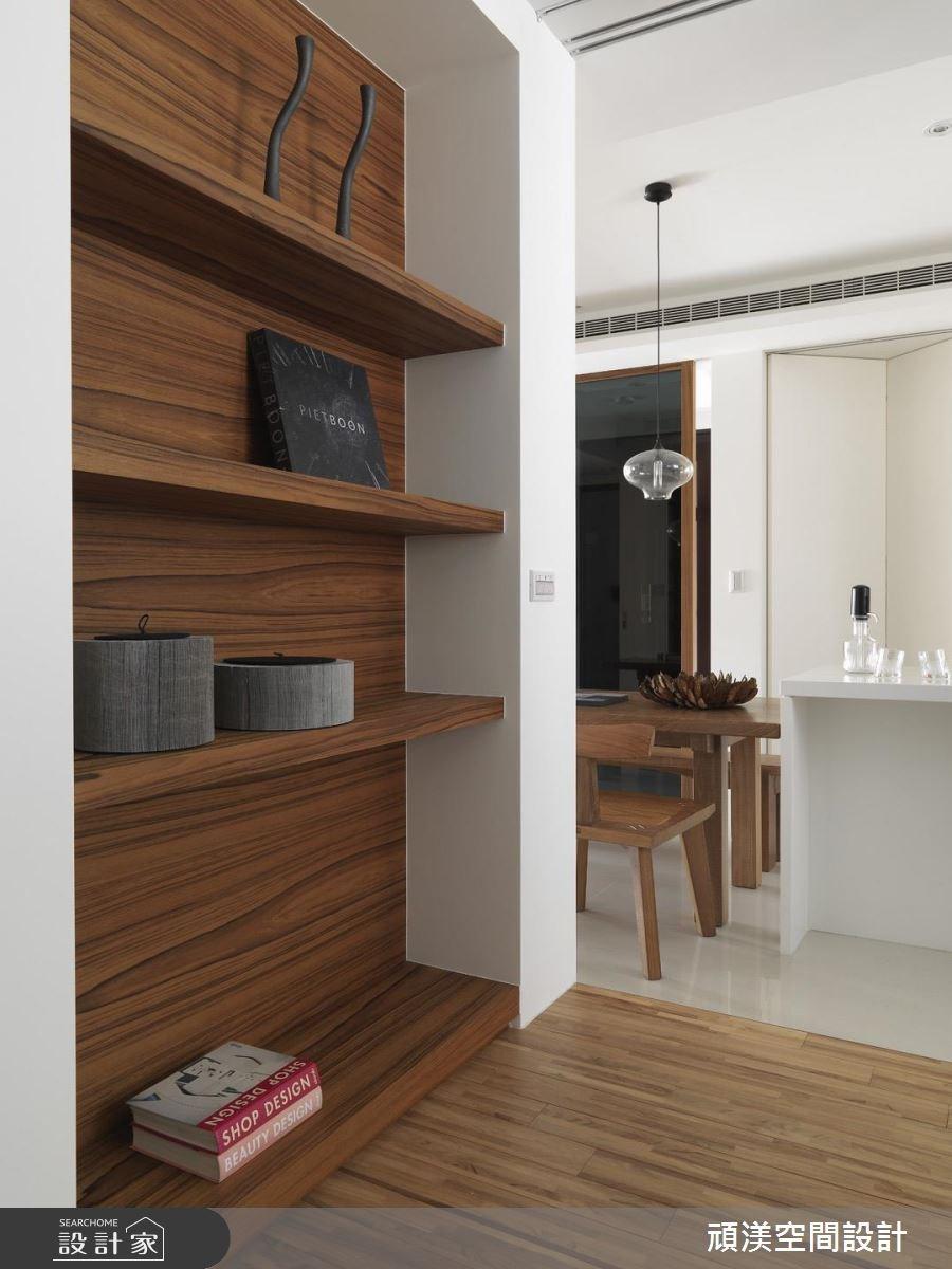 30坪新成屋(5年以下)_北歐風餐廳和室案例圖片_頑渼空間設計_頑渼_07之7