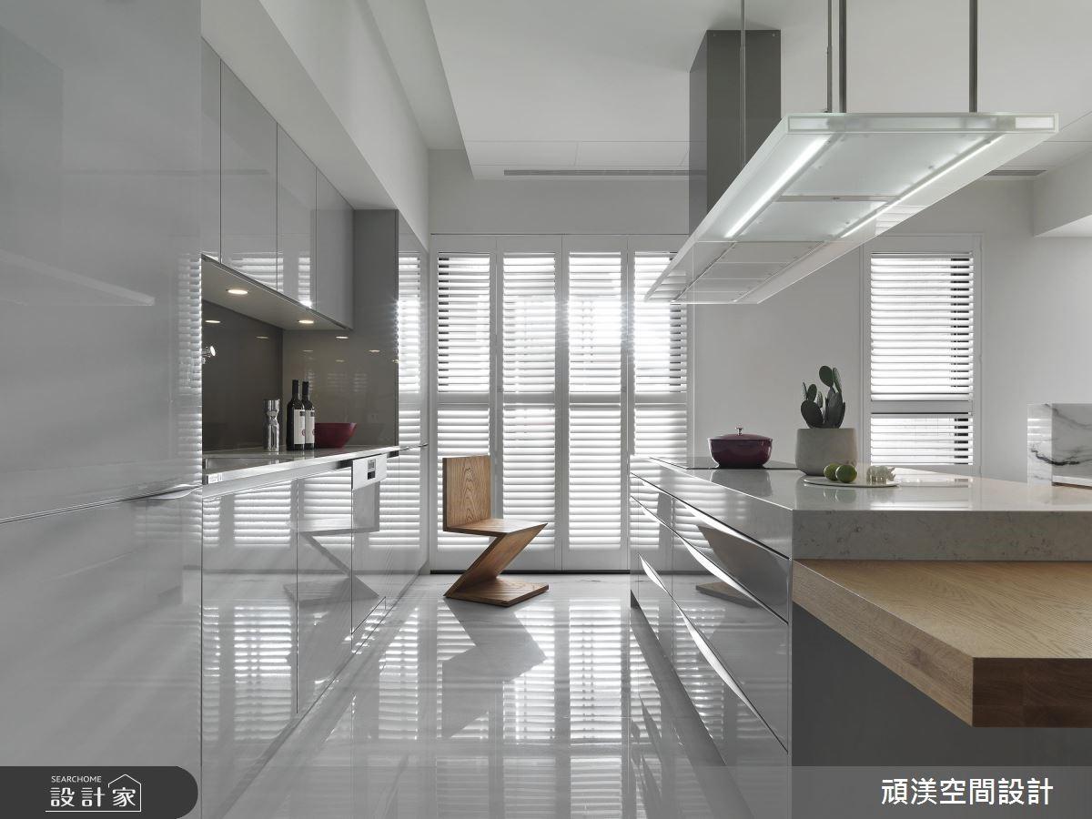 60坪新成屋(5年以下)_現代風案例圖片_頑渼空間設計_頑渼_23之5