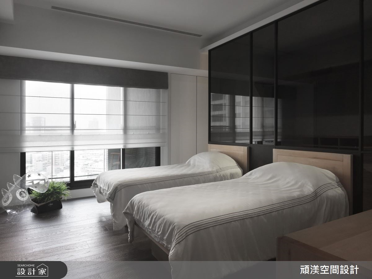 60坪新成屋(5年以下)_現代風案例圖片_頑渼空間設計_頑渼_23之12