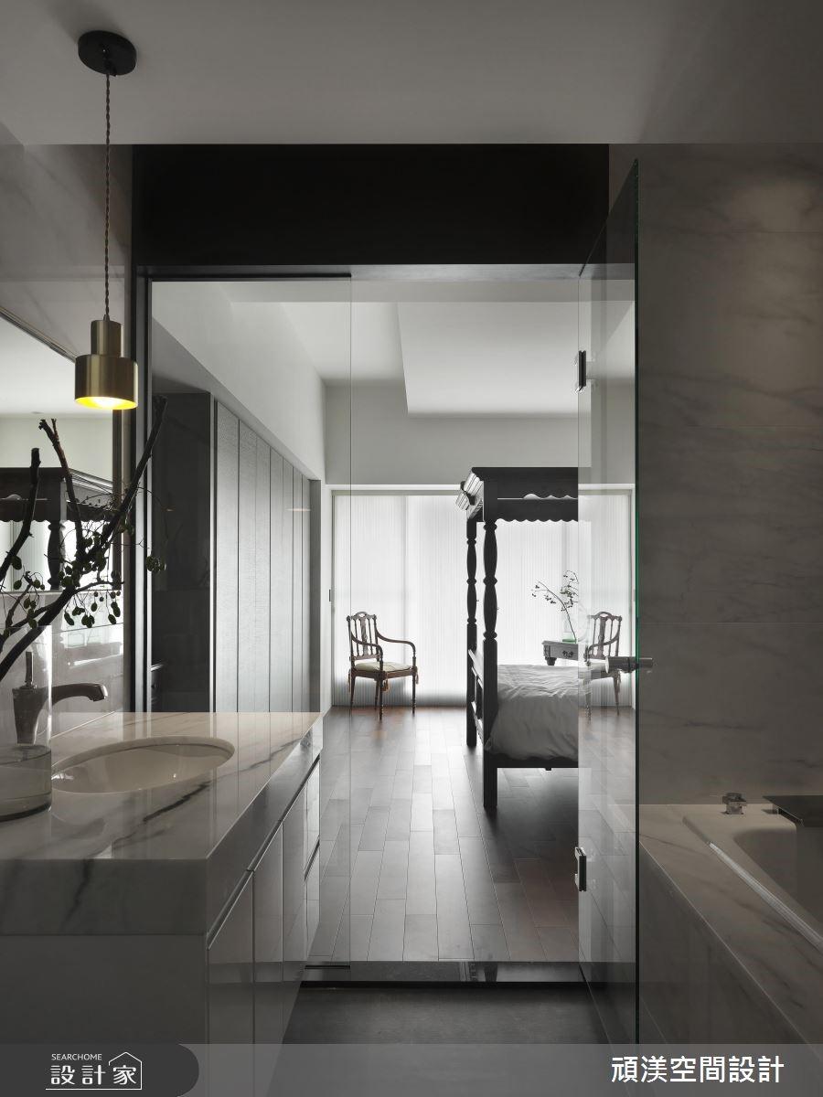 60坪新成屋(5年以下)_現代風案例圖片_頑渼空間設計_頑渼_23之11