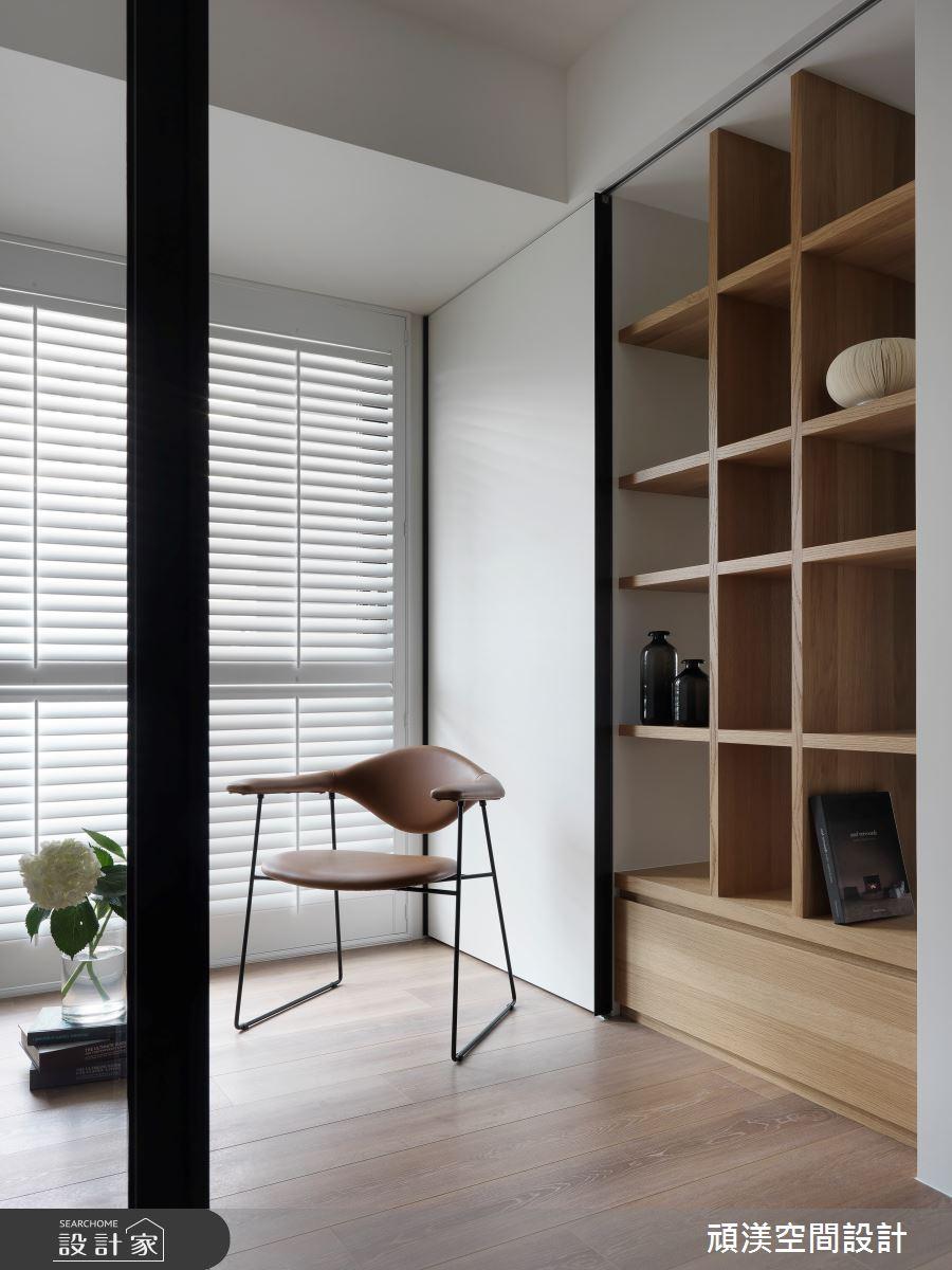 40坪預售屋_現代風多功能室案例圖片_頑渼空間設計_頑渼_25之11