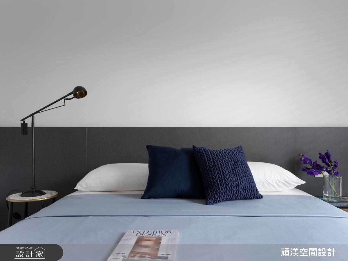 40坪預售屋_現代風臥室案例圖片_頑渼空間設計_頑渼_25之15