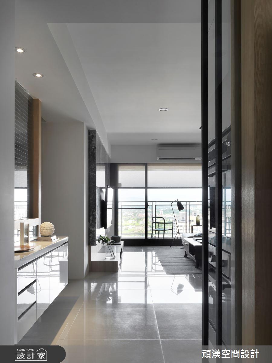 40坪新成屋(5年以下)_現代風案例圖片_頑渼空間設計_頑渼_28之10