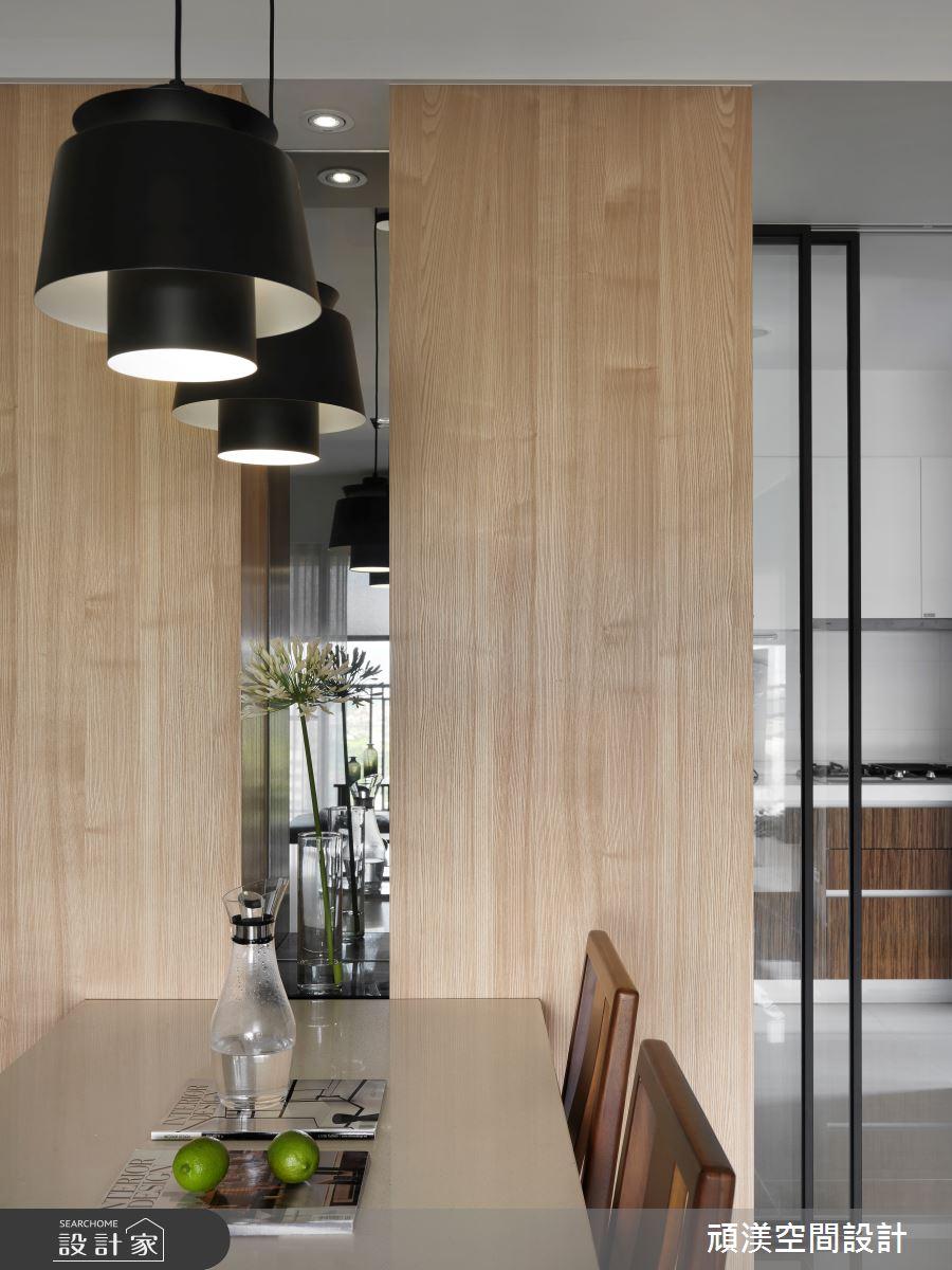40坪新成屋(5年以下)_現代風餐廳案例圖片_頑渼空間設計_頑渼_28之8