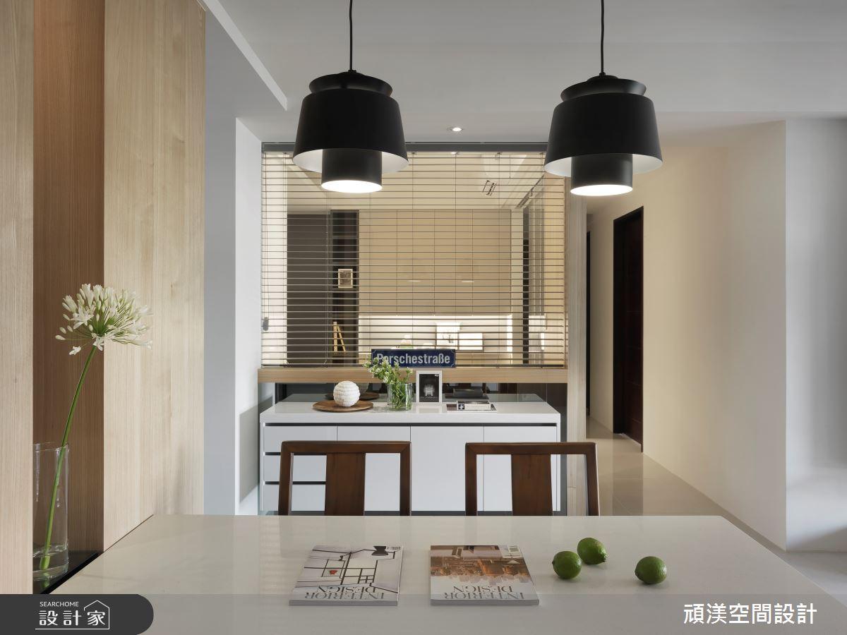 40坪新成屋(5年以下)_現代風餐廳案例圖片_頑渼空間設計_頑渼_28之11