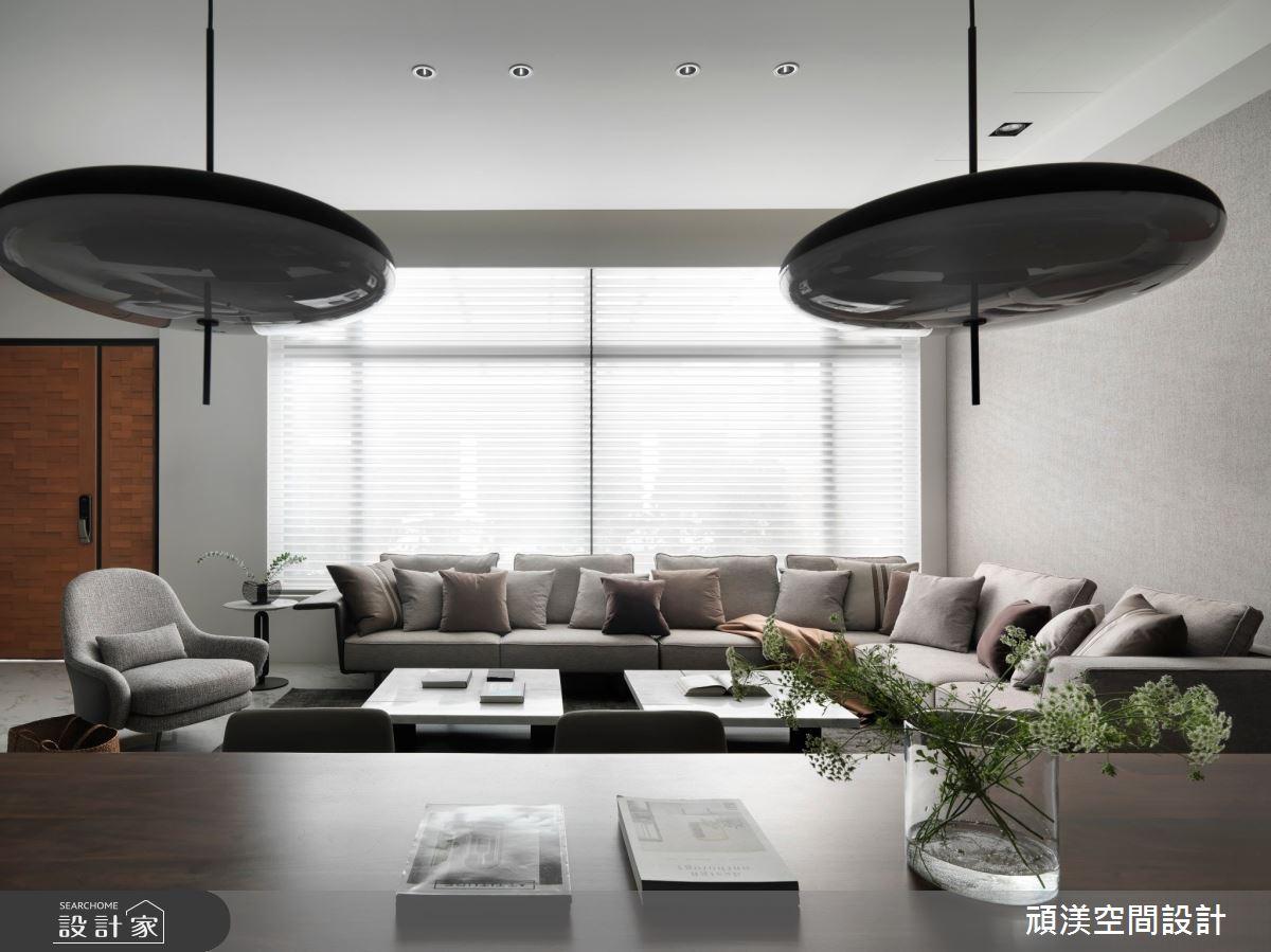 135坪新成屋(5年以下)_現代風案例圖片_頑渼空間設計_頑渼_29之3