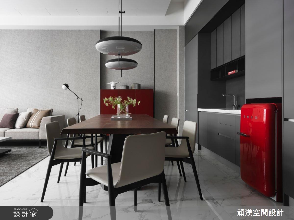 135坪新成屋(5年以下)_現代風案例圖片_頑渼空間設計_頑渼_29之5