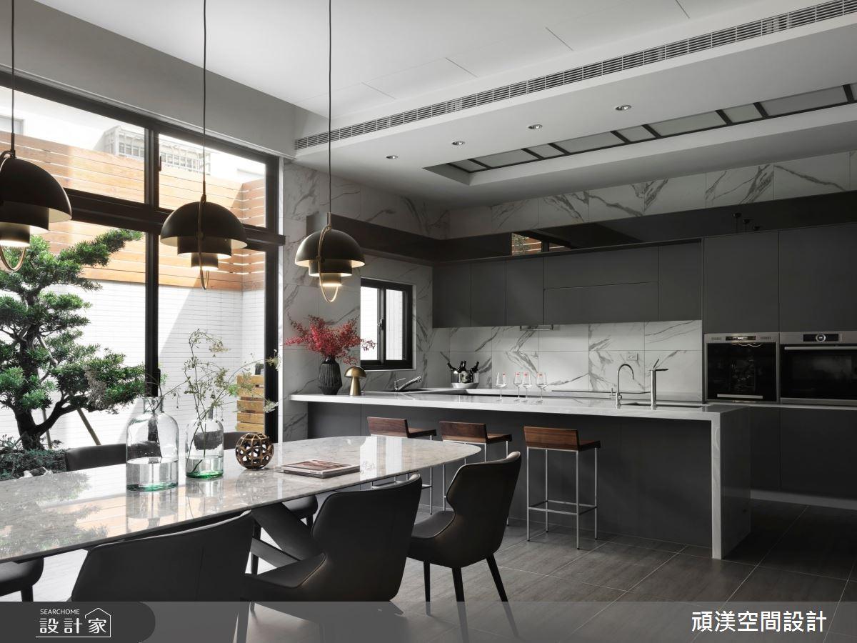135坪新成屋(5年以下)_現代風案例圖片_頑渼空間設計_頑渼_29之10