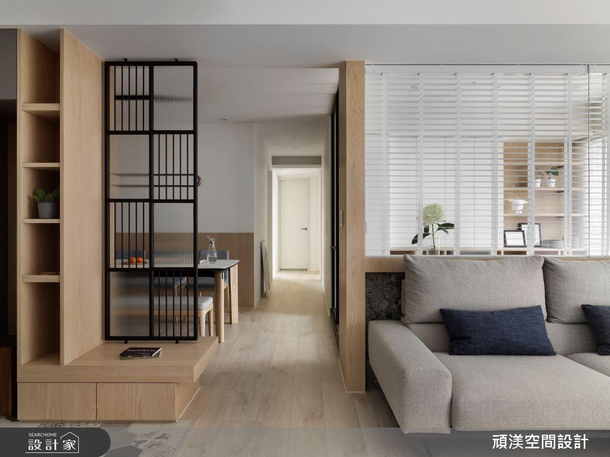 38坪新成屋(5年以下)_現代風案例圖片_頑渼空間設計_頑渼_30之4