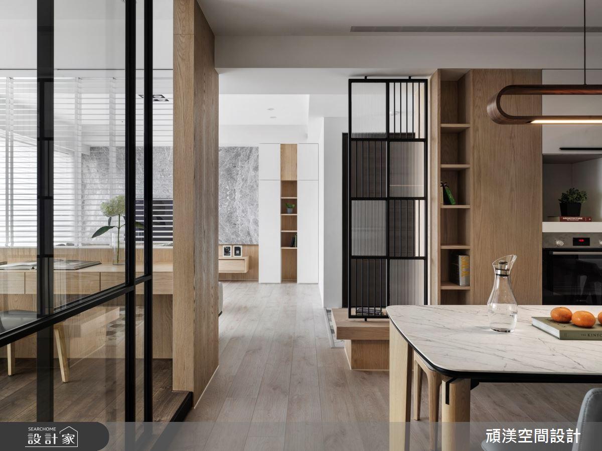 38坪新成屋(5年以下)_現代風案例圖片_頑渼空間設計_頑渼_30之8