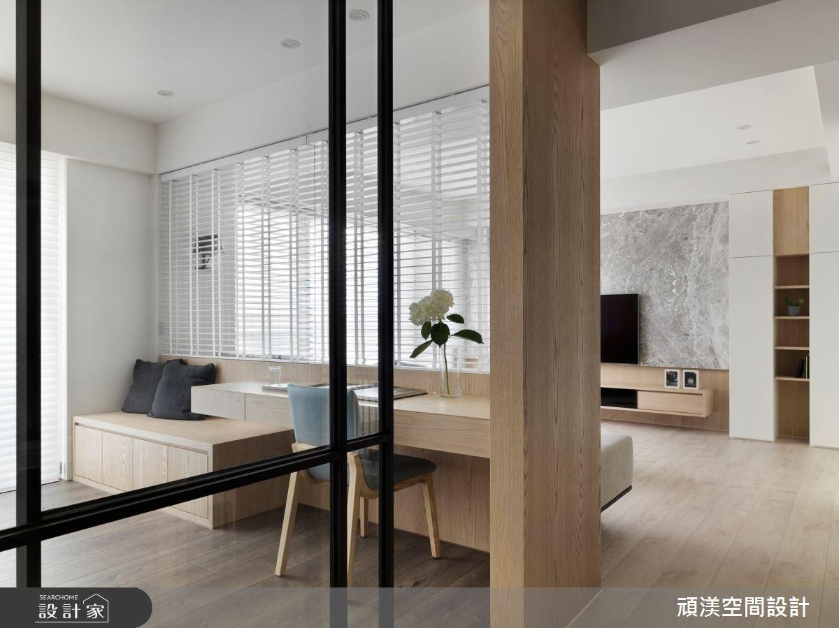 38坪新成屋(5年以下)_現代風案例圖片_頑渼空間設計_頑渼_30之11