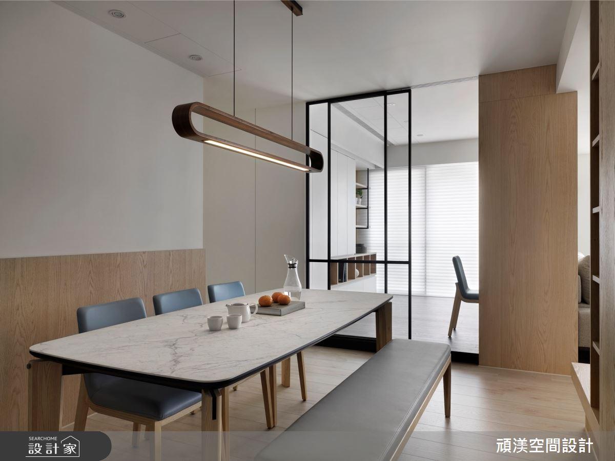 38坪新成屋(5年以下)_現代風案例圖片_頑渼空間設計_頑渼_30之14