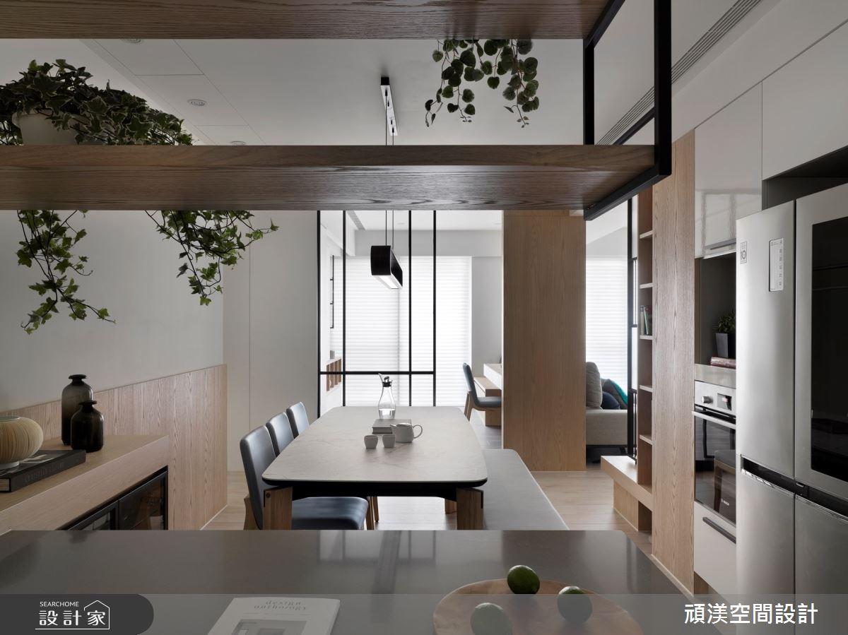 38坪新成屋(5年以下)_現代風案例圖片_頑渼空間設計_頑渼_30之15