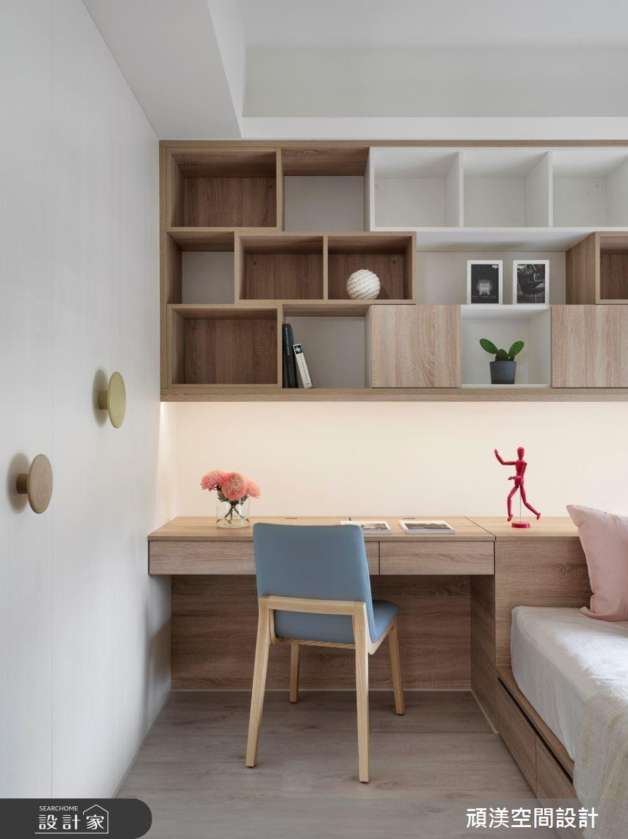 38坪新成屋(5年以下)_現代風案例圖片_頑渼空間設計_頑渼_30之25
