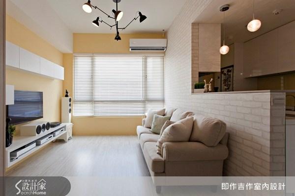 18坪預售屋_北歐風案例圖片_即作吉作室內設計/蔡青青_即作吉作_04之1