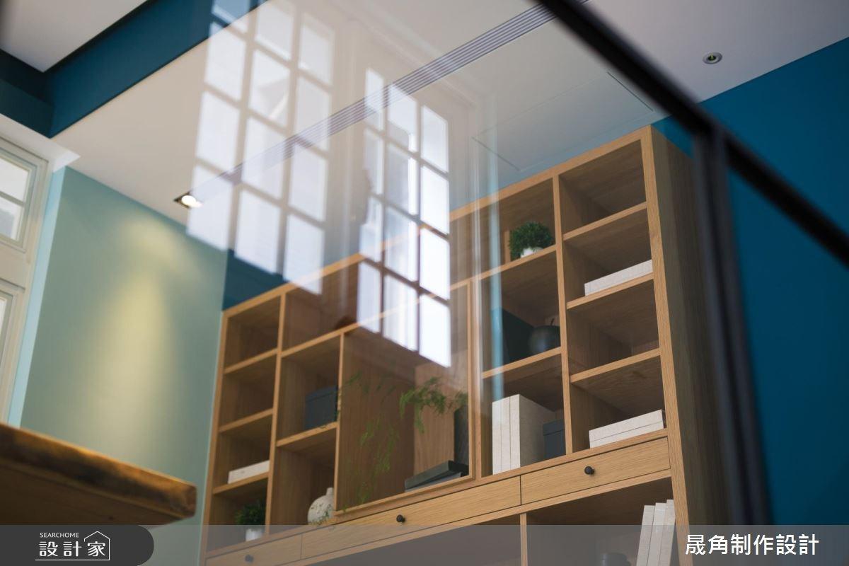 120坪老屋(16~30年)_混搭風餐廳案例圖片_晟角制作設計有限公司_晟角_藍屋之18