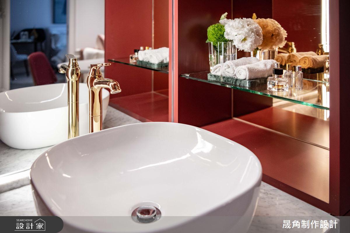 30坪新成屋(5年以下)_新古典浴室案例圖片_晟角制作設計有限公司_晟角_香榭之16
