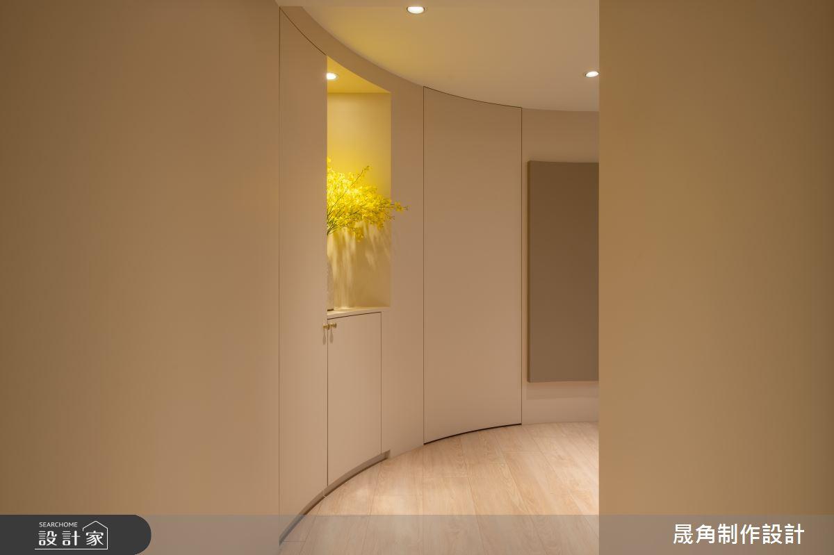 40坪中古屋(5~15年)_飯店風案例圖片_晟角制作設計有限公司_晟角_茉莉之2