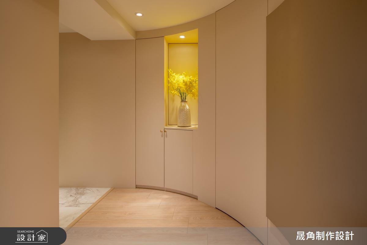 40坪中古屋(5~15年)_飯店風案例圖片_晟角制作設計有限公司_晟角_茉莉之4