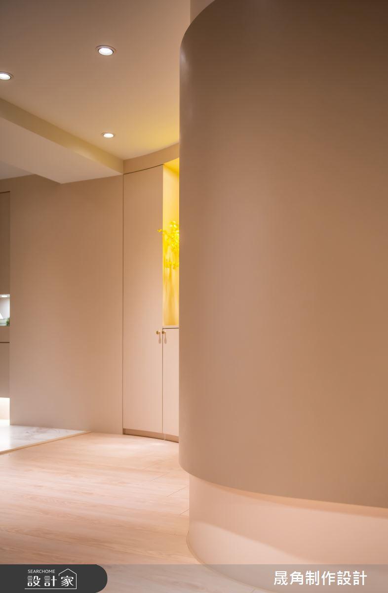 40坪中古屋(5~15年)_飯店風案例圖片_晟角制作設計有限公司_晟角_茉莉之5