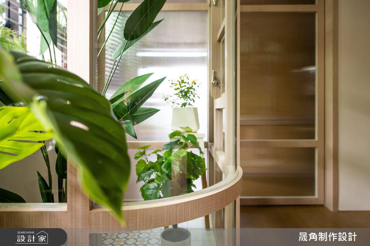 28坪老屋(41~50年)_北歐風多功能室案例圖片_晟角制作設計有限公司_晟角_桐月之11