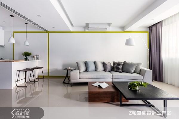 45坪中古屋(5~15年)_北歐風案例圖片_Z軸空間設計_Z軸_04之3