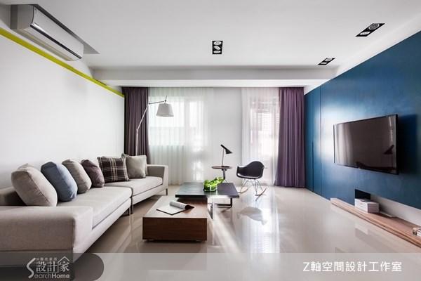 45坪中古屋(5~15年)_北歐風案例圖片_Z軸空間設計_Z軸_04之2